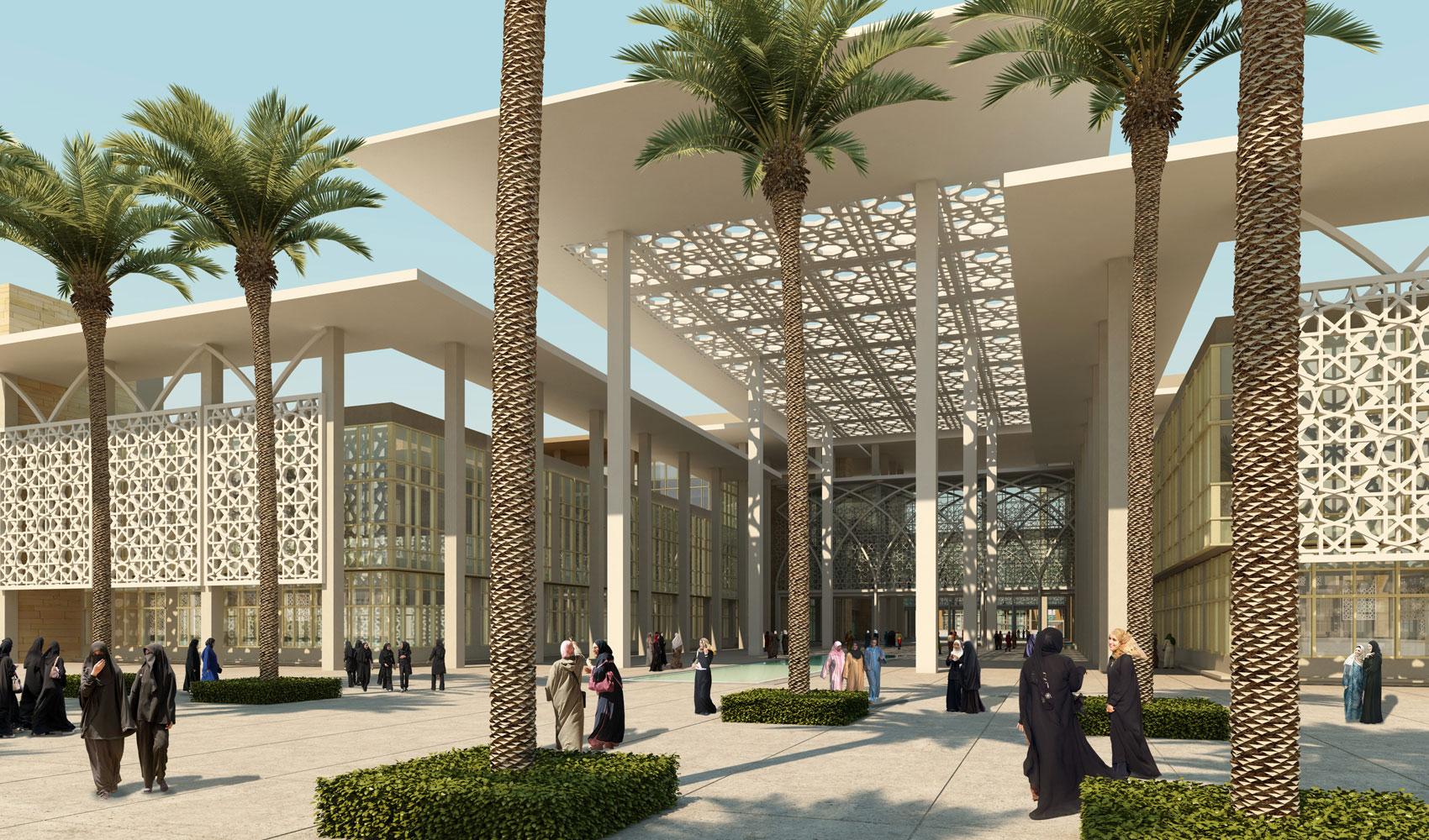 Image result for Princess Nora bint Abdulrahman University